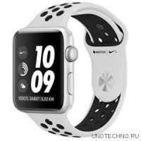 Часы Apple Watch Nike 38mm Black/Pure Platinum