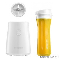 Блендер Ocooker Portable Cooking Machine Youth version white