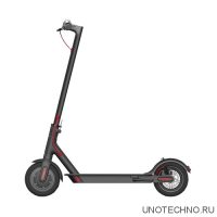 Электросамокат Xiaomi Mijia M365 Electric Scooter Black NewGen 2.0 (2018) + 2 колеса