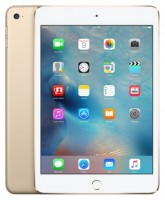 Планшет Apple iPad Mini 4 Wi-Fi + Cellular 128Gb Gold (Золото)