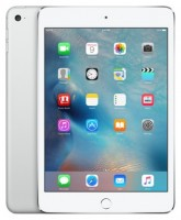 Планшет Apple iPad Mini 4 Wi-Fi + Cellular 128Gb Silver (Серебро)
