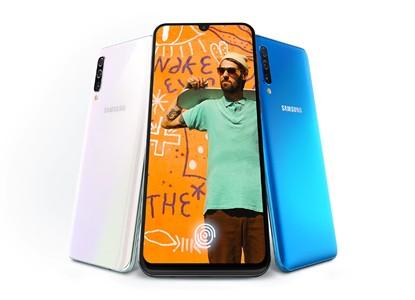 Samsung Galaxy A50 - отличный среднебюджетник линейки А