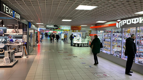 samovyvoz unotechno.ru na mitinskom radiorinke, pryamo po koridoru